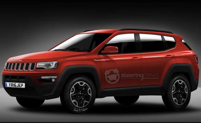 2016 Jeep Patriot Accessories >> 2018 Jeep Compass Specifications and Powertrain