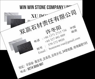 In danh thiếp - card visit long nguyên bau bang binh duong 5 hop 150.000