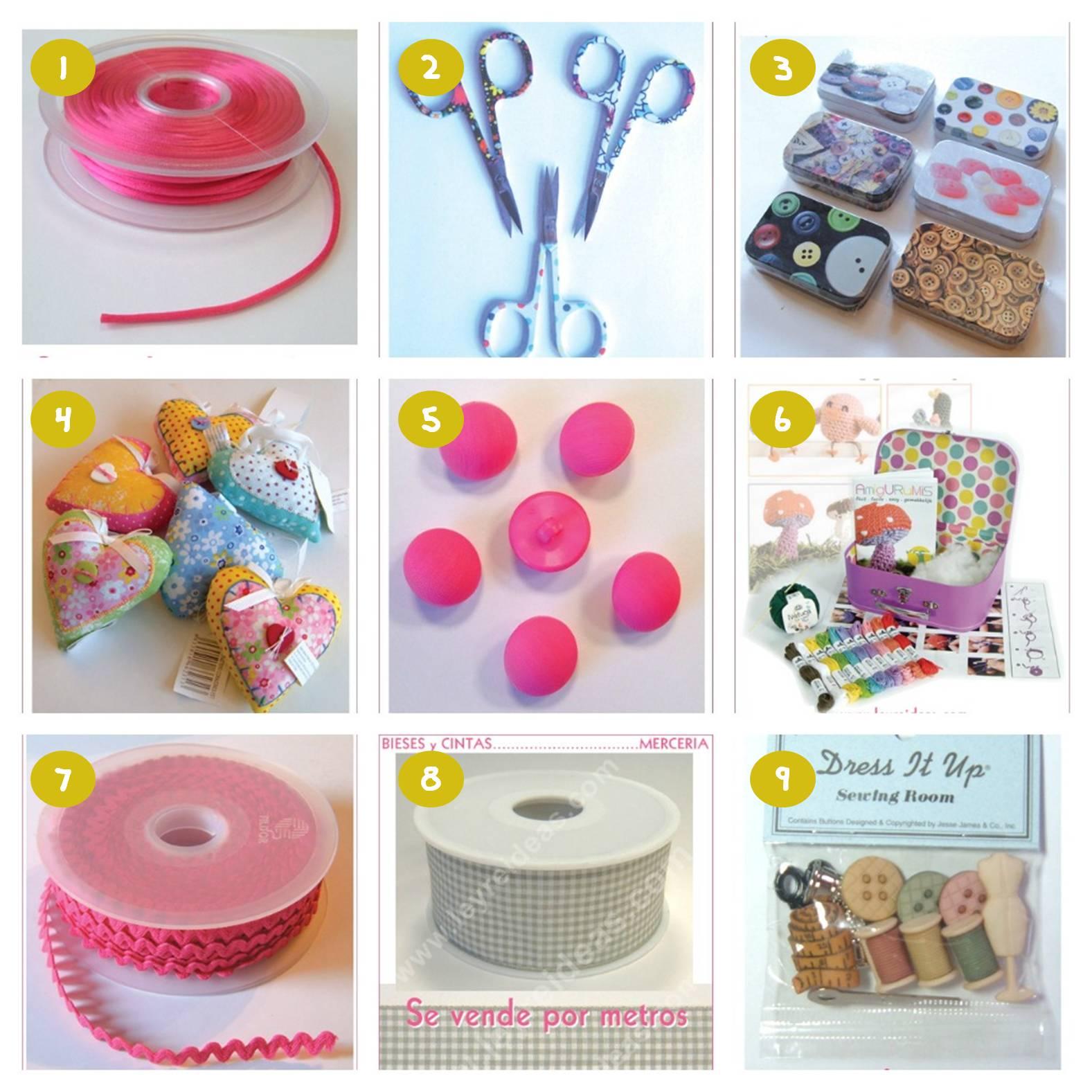 Creative Mindly: Dónde comprar material online para amigurumi: Kit ... | 1577x1577