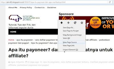 cara ampuh agar blog baru minim artikel tampil di halaman pertama google kurang dari 1 bulan