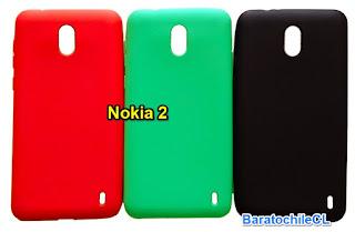 Carcasa gel Nokia 2