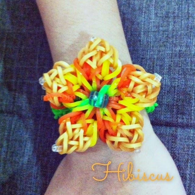 my momfriday high on rainbow loom bracelets monster