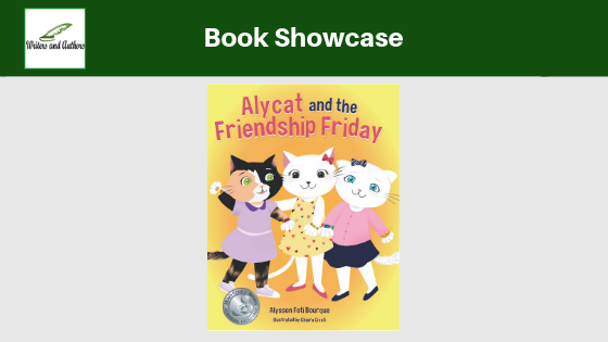 Book Showcase: Alycat and the Friendship Friday by Alysson Foti Bourque