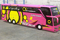 Bus 3 Suka Damai by Moez Edane