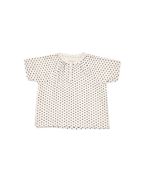 Ace & Jig Booker Blouse in Pearl