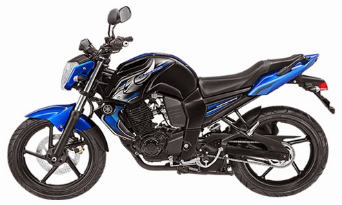 New Yamaha Byson Tough Blue