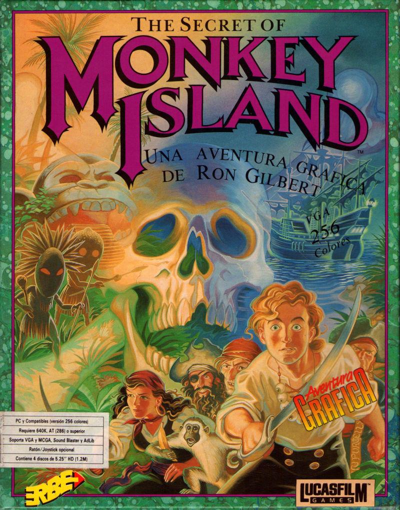 Monkey Island Stan S