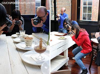 Simon Food Favourites: 4143 at the James Barnes: Bloggers ...