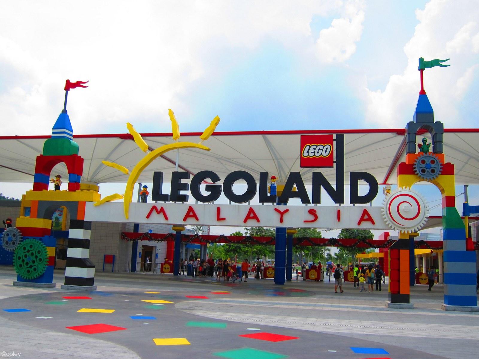 Coley's Just Saying...: Legoland Johor Bahru, Malaysia