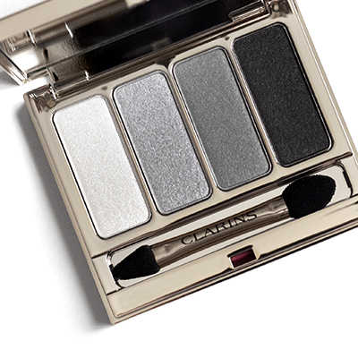 Clarins 4-Colour Eyeshadow Palette in #05 Smoky