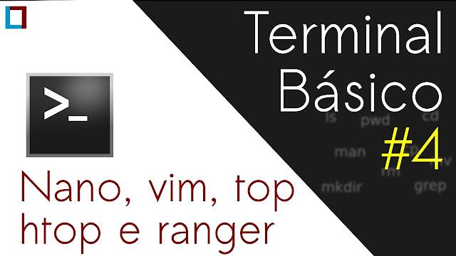 Confira a quarta videoaula do curso de comandos básicos no Terminal do GNU/Linux