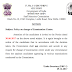 SSC Notice regarding Policy on change of Examination Centre