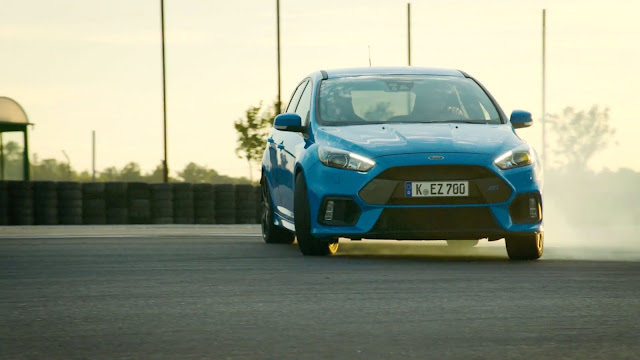 2017 Ford focus rs canada