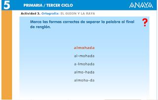 http://www.ceipjuanherreraalcausa.es/Recursosdidacticos/QUINTO/datos/01_Lengua/datos/rdi/U07/03.htm