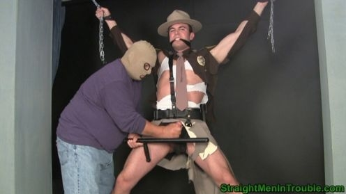 Officer In Trouble – Part 3