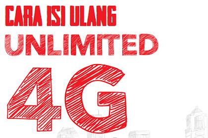 Cara Isi Ulang Kuota Unlimited Smartfren 2019
