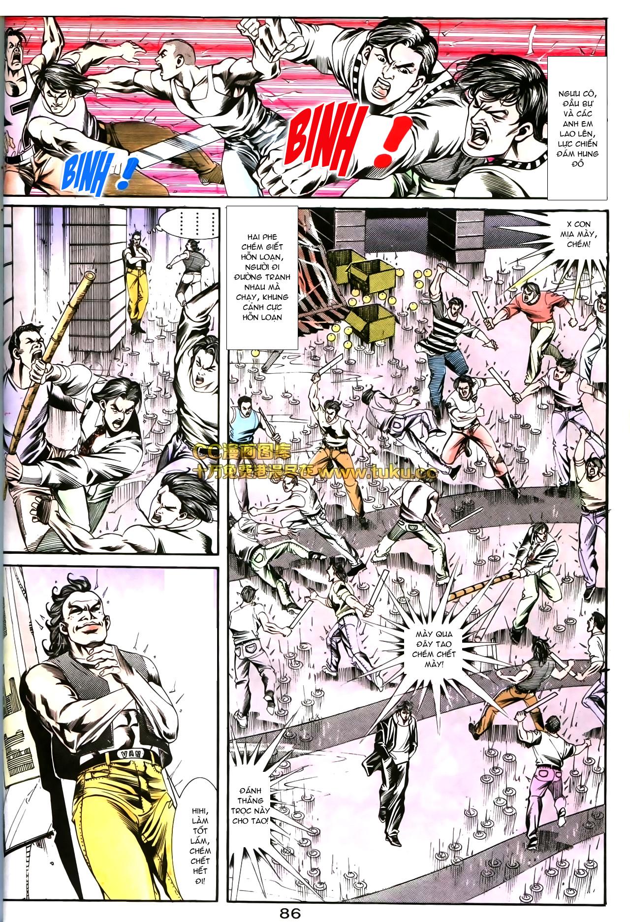 Người Trong Giang Hồ chapter 173: da ngựa bọc thây trang 5