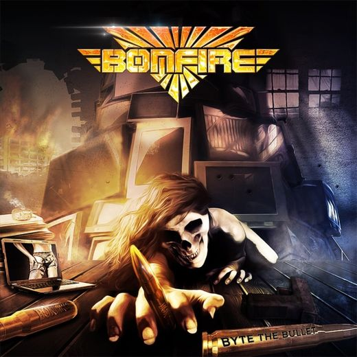 BONFIRE - Byte The Bullet (2017) full