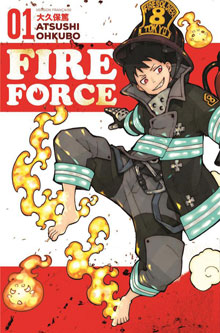 Enen no Shouboutai Manga 236 Español Fire Brigade of Flames Fire Force
