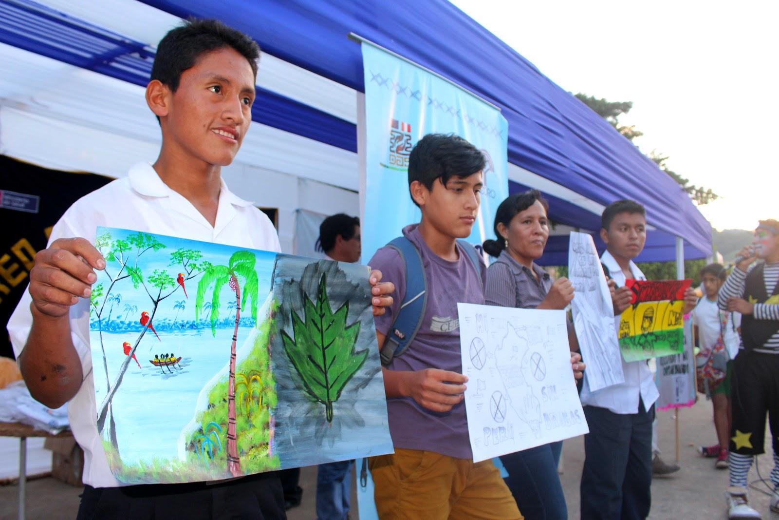 """""""Group 10 Noticías-Huancayo"""": Jóvenes De Satipo Dicen NO"""