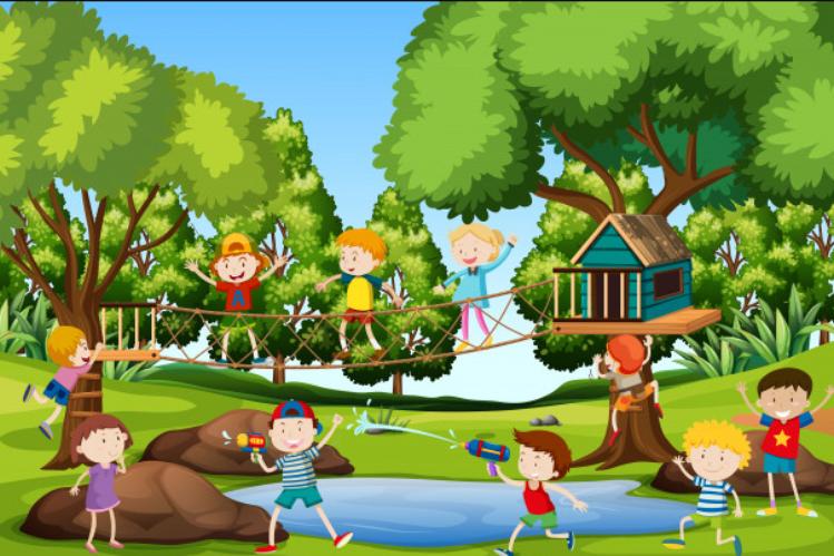 Gambar Kegiatan Anak Sekolah Dasar Games Untuk Anak Penuh Aktivitas Fisik Dalam Ruangan Sekolahdasar Net