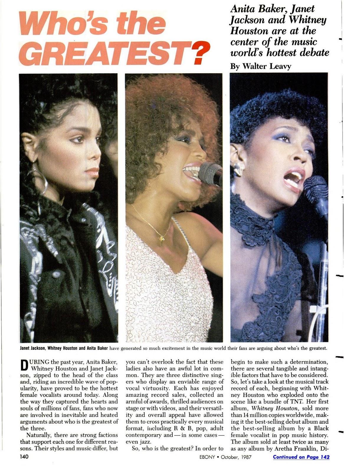 Top Of The Pops 80s Janet Jackson Whitney Houston Anita Baker