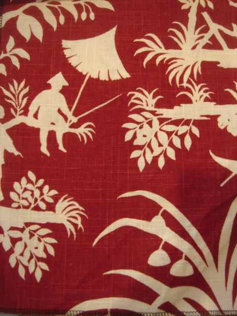 Asian Inspired Fabric 69