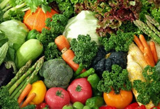 Χορτοφαγία, φρούτα, φυτικές τροφές, βιταμίνες