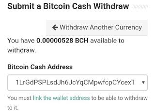 vi bitcoin cash