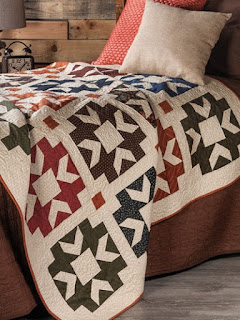Colors of Fall Quilt Patterns