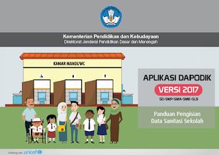 Panduan Pengisian Data Sanitasi Sekolah di Aplikasi Dapodik