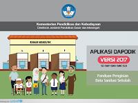 Download Panduan Pengisian Data Sanitasi Sekolah di Aplikasi Dapodik