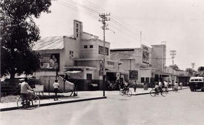 Foto Gedung - gedung bioskop Pekalongan Jaman Dulu
