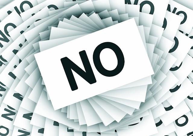 Impara a dire no!
