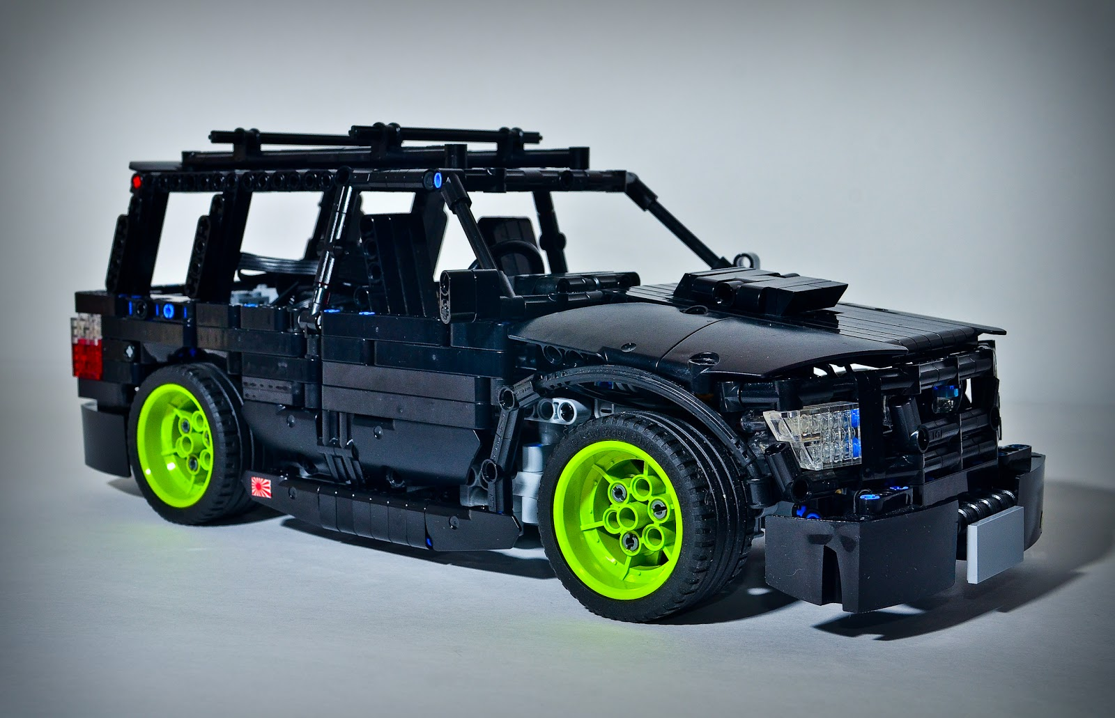 filsawgood Lego Technic Creations  Lego Technic Subaru Forester