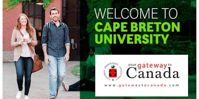 Study in Canada | Cape Breton University Free Information Seminar