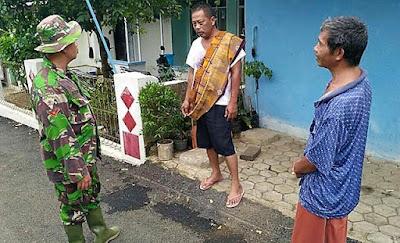 ''Sejak Dulu Yang Namanya TMMD Akan Bawa Kemajuan Desa''