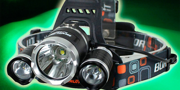 Best Camping Headlamps 2018