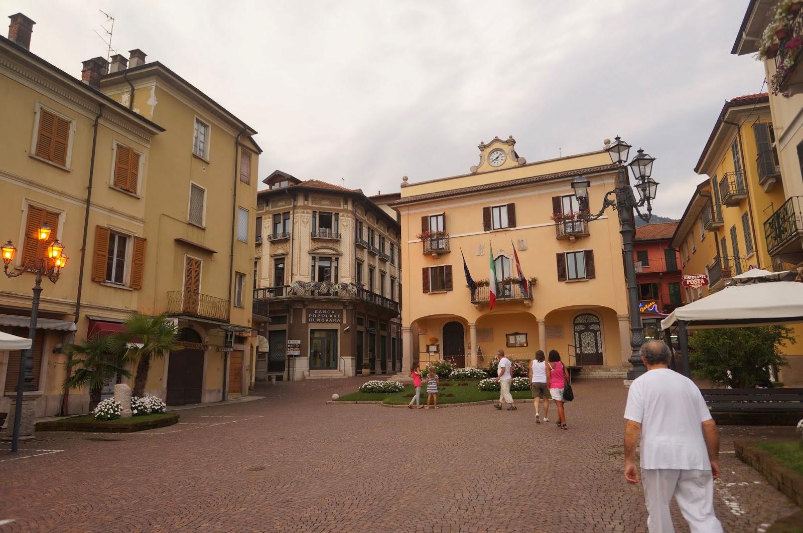 Baveno-Centrum