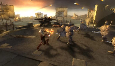 Download Game God Of War Chains Of Olympus Full Version Free Download