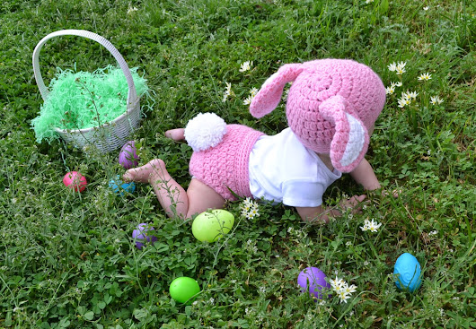 6 Month Baby Bunny Costume