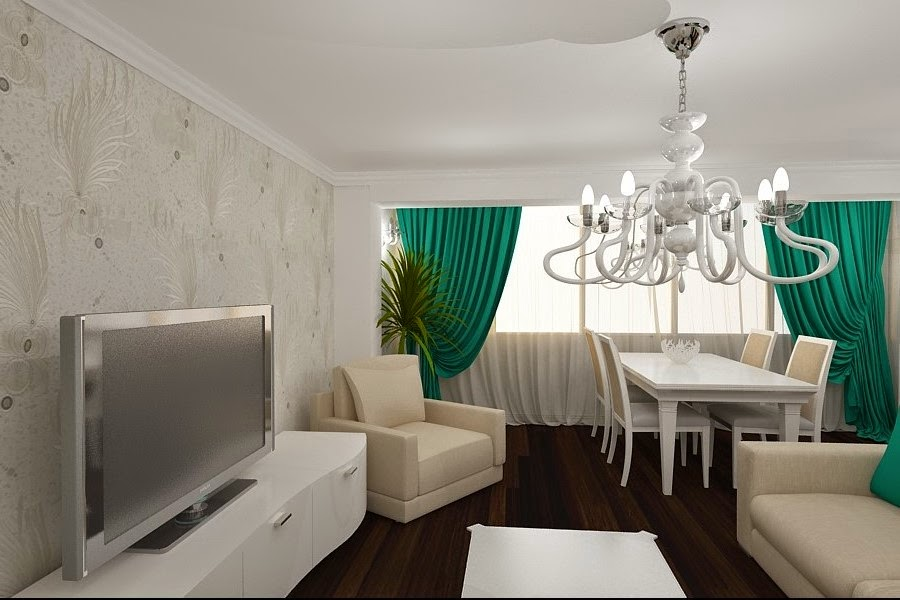 amenajare living apartament Constanta