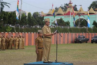 Pemprov Lampung Terus Perhatikan dan Tingkatkan Kualitas SDM