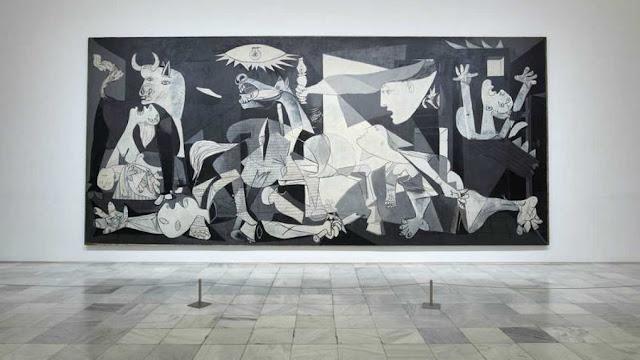Resultado de imagen de Suena Guernica - Vetusta Morla, 'Golpe maestro'