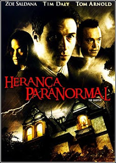 Herança Paranormal DVDRip AVI Dual Áudio