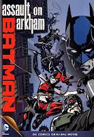 Batman: El asalto de Arkham (2014) online y gratis