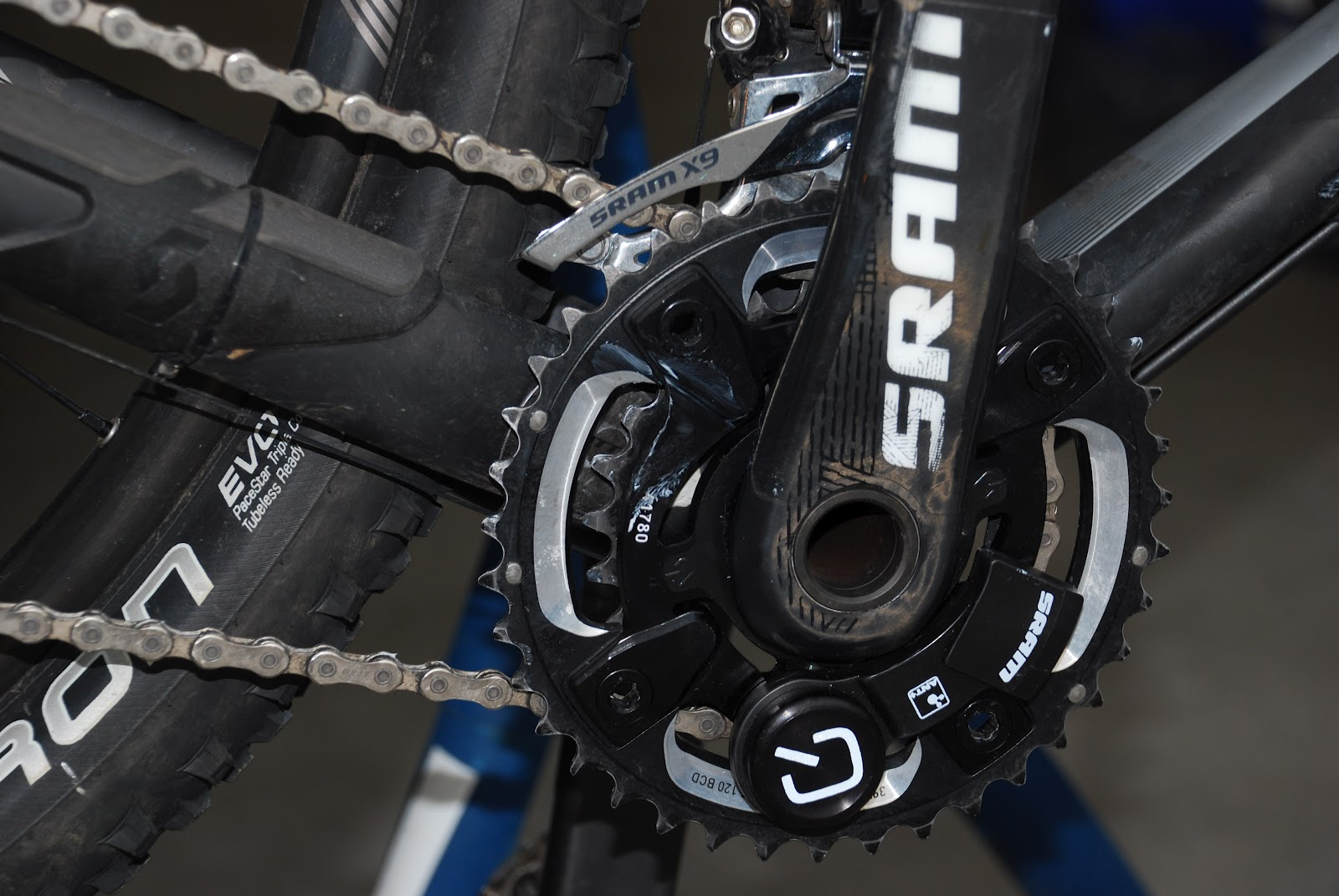 Tony S Cycling Blog Sram S2275 Mtb Quarq Power Meter Review