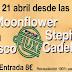 Concierto a favor de la Asociación MEF2C en Valencia: Moonflower, San Francisco, Stéphanie Cadel et la Caravane