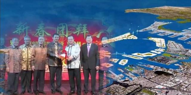 Reklamasi Teluk Jakarta. Metode utama Cina Meluaskan Ruang Hidupnya di Indonesia.