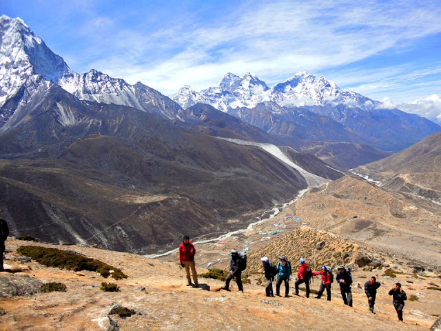 Trekking in the footsteps of legends to the Himalayas – a trip of a lifetime.